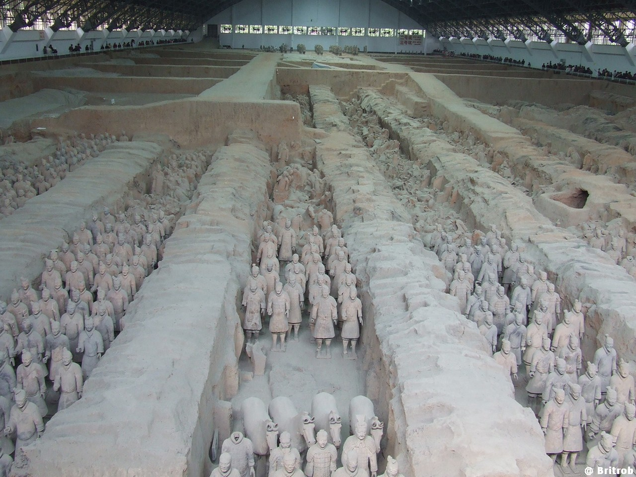 Aeroporto Di Xian : Viaggio di lusso in cina visitando le località piu famose